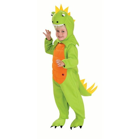 Dinosaur Toddler Halloween - Really Last Minute Halloween Costume Ideas