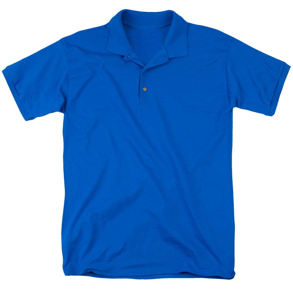 Aliens Powerloader (Back Print) Mens Polo Shirt