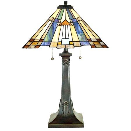Quoizel Inglenook TFT16191A1VA Tiffany Table Lamp
