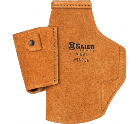Galco Walkabout Inside The Pant Holster Right Hand Natural by Galco
