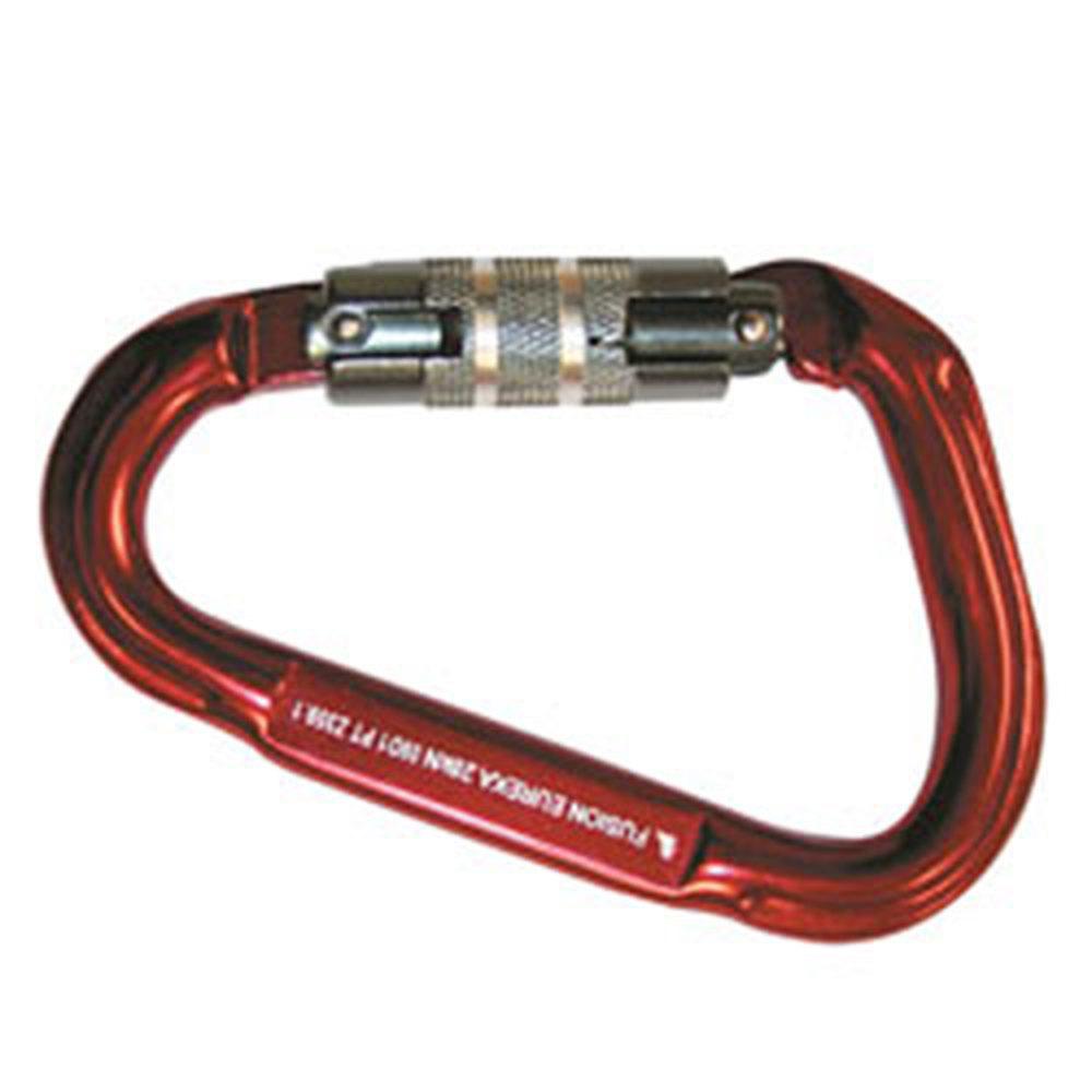 Fusion Climb Unisex Adult Eureka Auto Lock Carabiners One Size M US