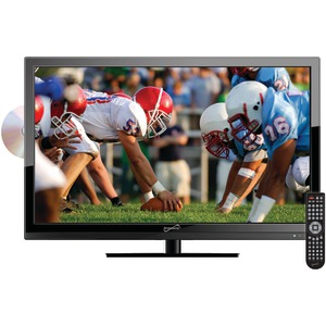 "Supersonic SC-1912 18.5"" 720p LED HDTV/DVD Combo"