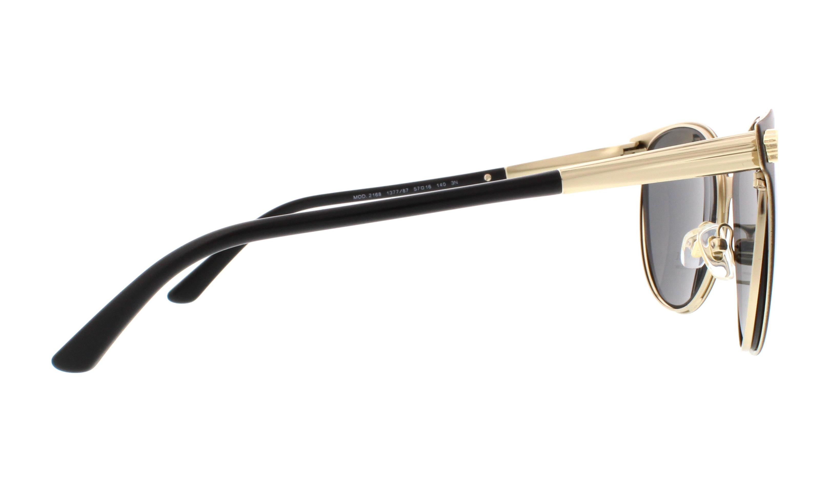 685747bb124 Versace - Versace Women s VE2168-137787-57 Black Cat Eye Sunglasses -  Walmart.com