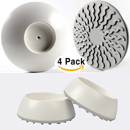 4 Pack Wall Cups For Baby Gates Wall Protection Guard Saver
