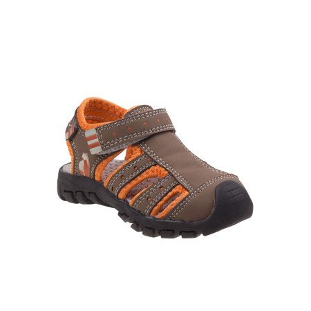 Rugged Bear Boys' Closed Toe Sandals - Vans Boys Size Chart