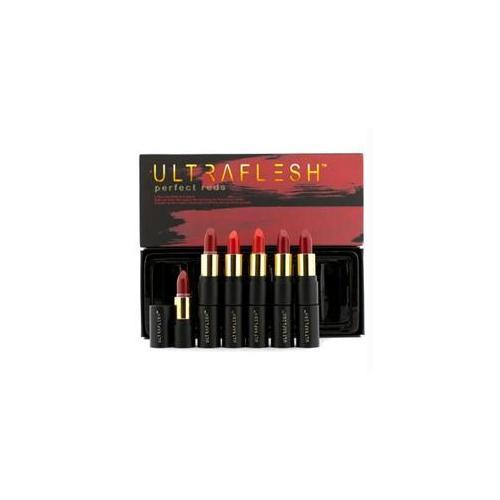 Fusion Beauty 14183292214 Ultraflesh Perfect Reds Mini Lipstick Set- 6x Mini Lipstick - 6x 1. 2g-0. 04oz