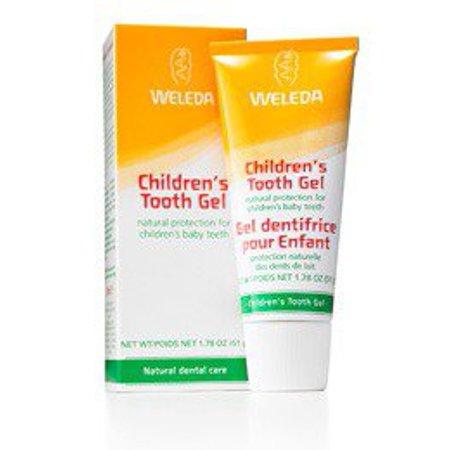 Dental Care-Children's Tooth Gel Weleda 1.7 oz Toothpaste