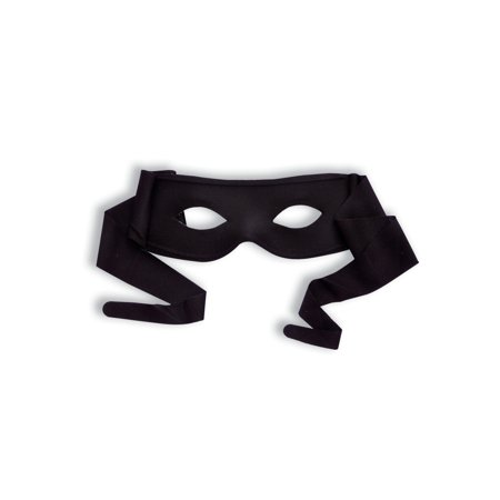 Halloween Masked Man Mask with Ties](Tin Man Mask)