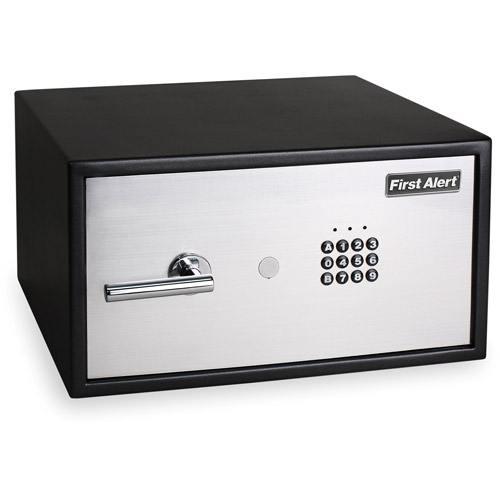 First Alert 2064F 1.24 Cubic Foot Laptop/Document Anti-Theft Digital Safe