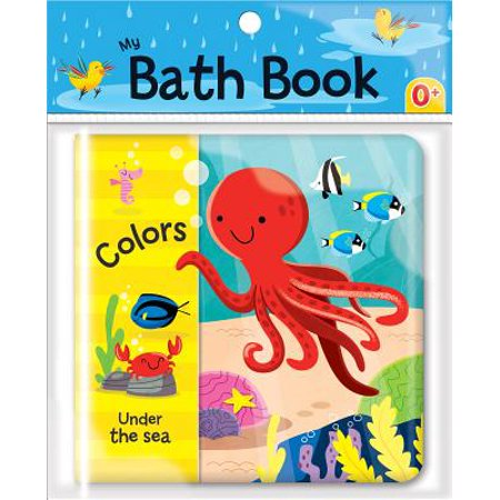 Colors: Under the Sea (My Bath Book) - Under The Sea Font