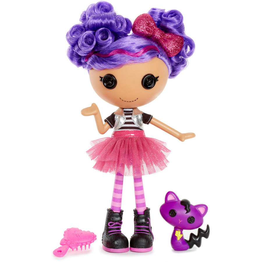 Lalaloopsy Entertainment Storm E. Large Doll - Walmart.com