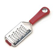 Joie Good Grate Mini Grater Stainless Steel with Plastic Handle Red