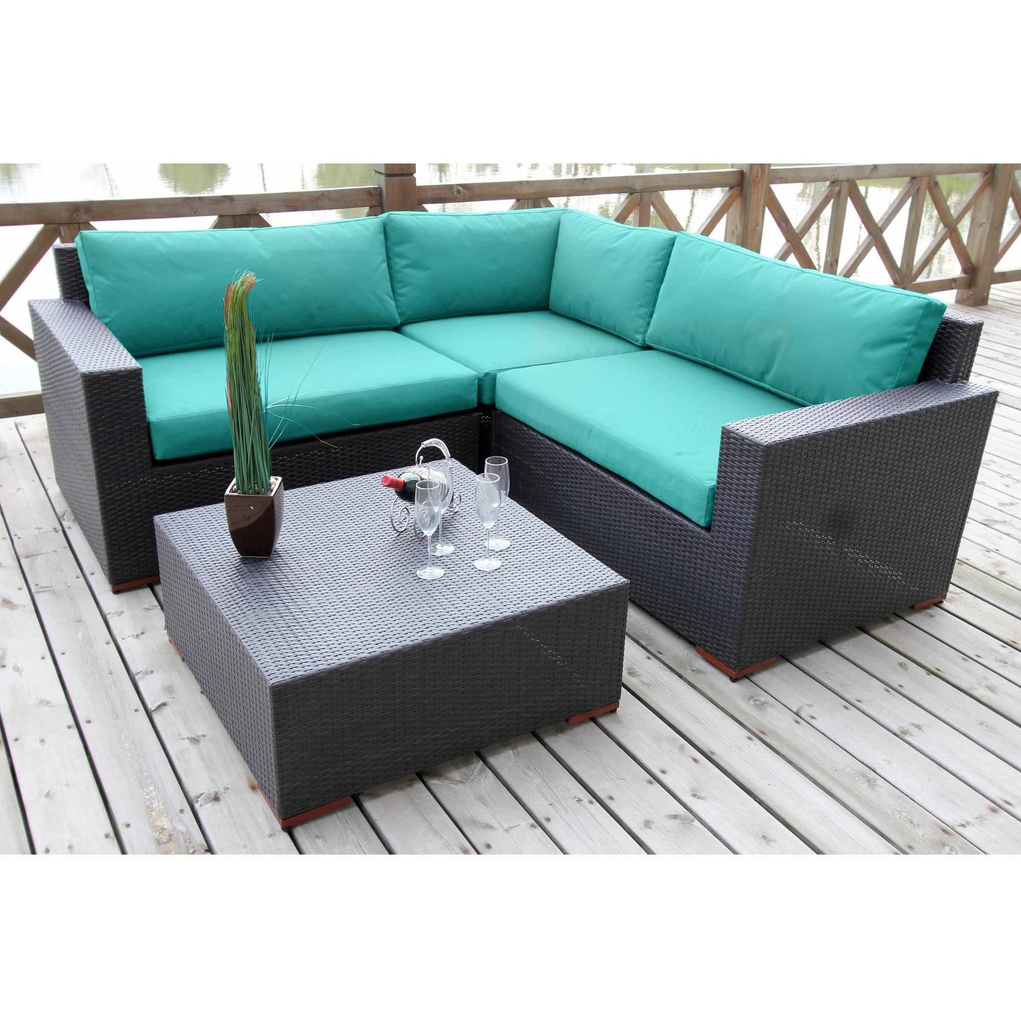 Nevis 4-Piece Sectional Set