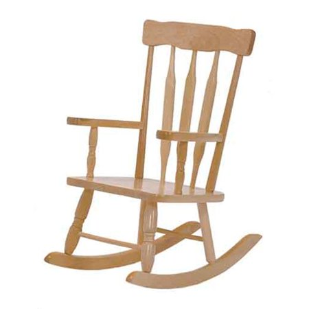 Steffy Wood Products SWP425 Colonial Childs Rocker - Walmart.com