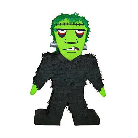 frankenstein halloween pinata, 20 party game, decoration and photo prop - Uga Halloween Party