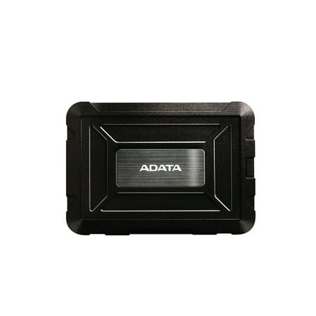 ADATA ED600 External Enclosure SSD Case HDD Protector IP54 Waterproof One-Key Switch for laptops PC PS4 XBOX