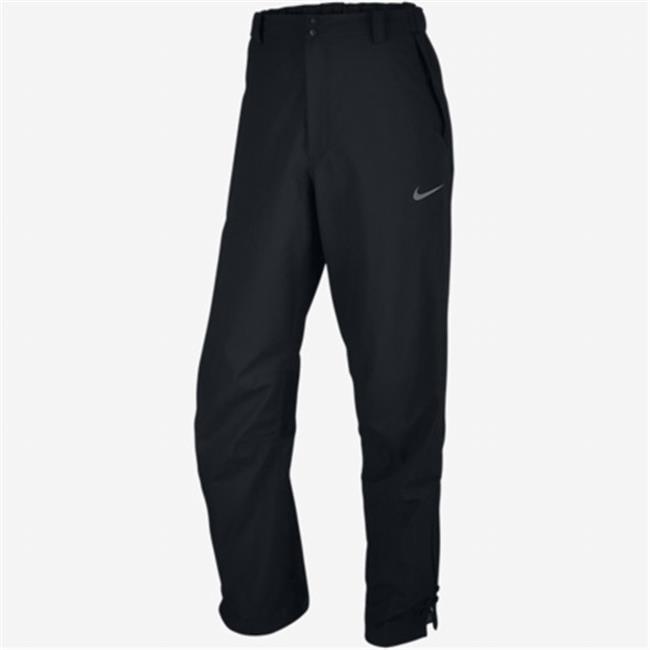 Nike 56793 Hyperadapt Storm-Fit Mens Rain Pant - Black - ...
