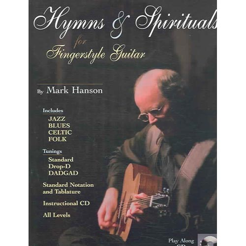 Hymns & Spirituals for Fingerstyle Guitar