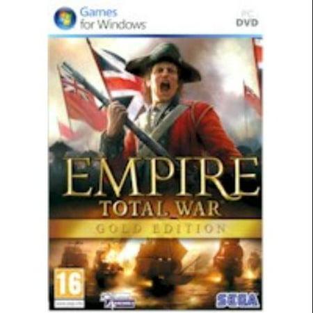Sega Empire Total War Gold Edition [windows Xp vista] by