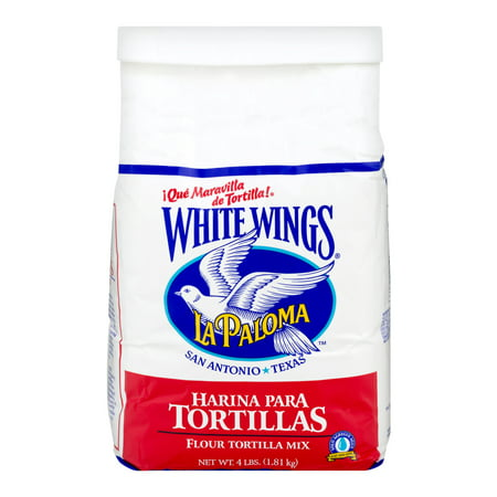 White Wings Flour Tortilla Mix, 4.0 LB
