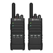 Cobra PX655 Pro Business 2W FRS Walkie Talkie - 2-Way Radio