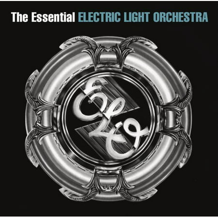 The Essential Electric Light Orchestra Cd Walmart Com