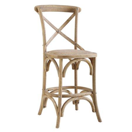 Fantastic Linon Delilah Washed Bar Stool Machost Co Dining Chair Design Ideas Machostcouk