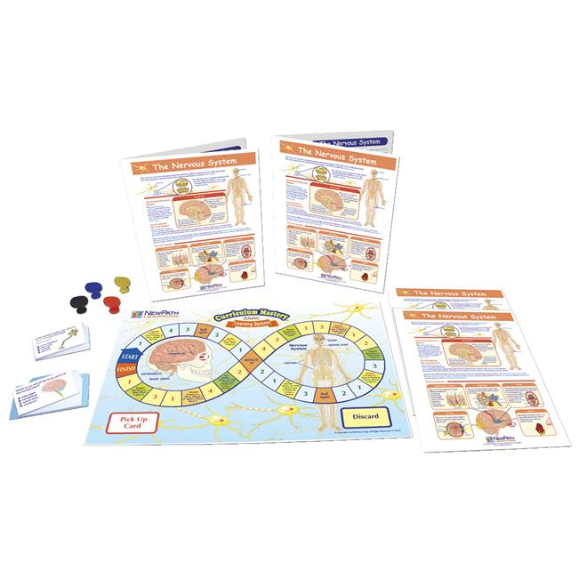 Newpath 1567094 Game The Nervous System Learning Center, Grades 6 - 8