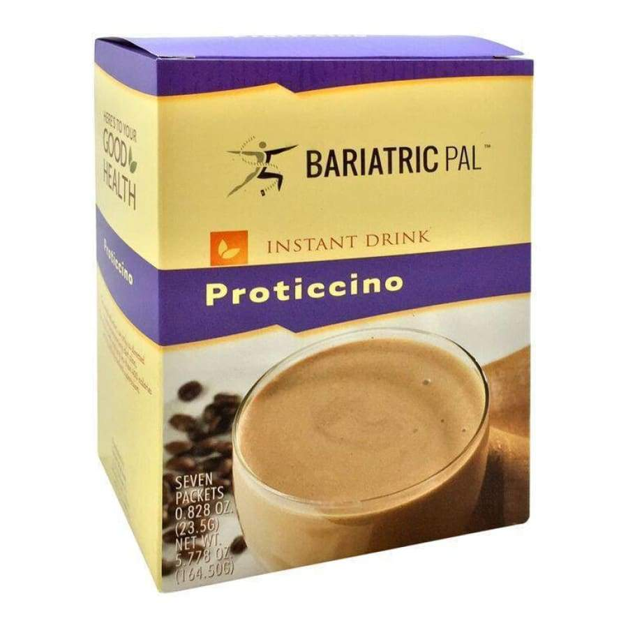 BariatricPal Instant Protein Drink - Proticcino