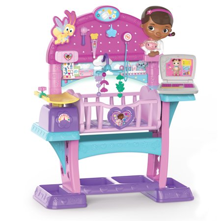 Doc Hudson Accessories - Doc McStuffins Baby All in One Nursery