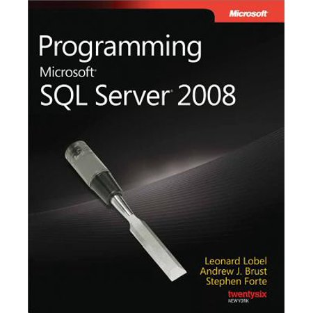 Programming Microsoft SQL Server 2008 - eBook (Attach Mdf File To Sql Server 2008)