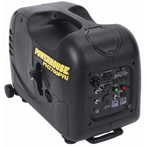 Powerhouse Powerhouse 2700 Watt CARB Gasoline Inverter Generator with Wireless Remote