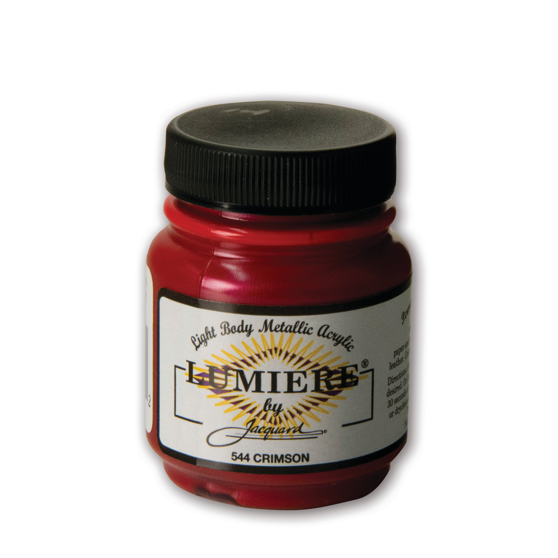 Jacquard Lumiere Acrylic Color, 2.25 oz., Citrine