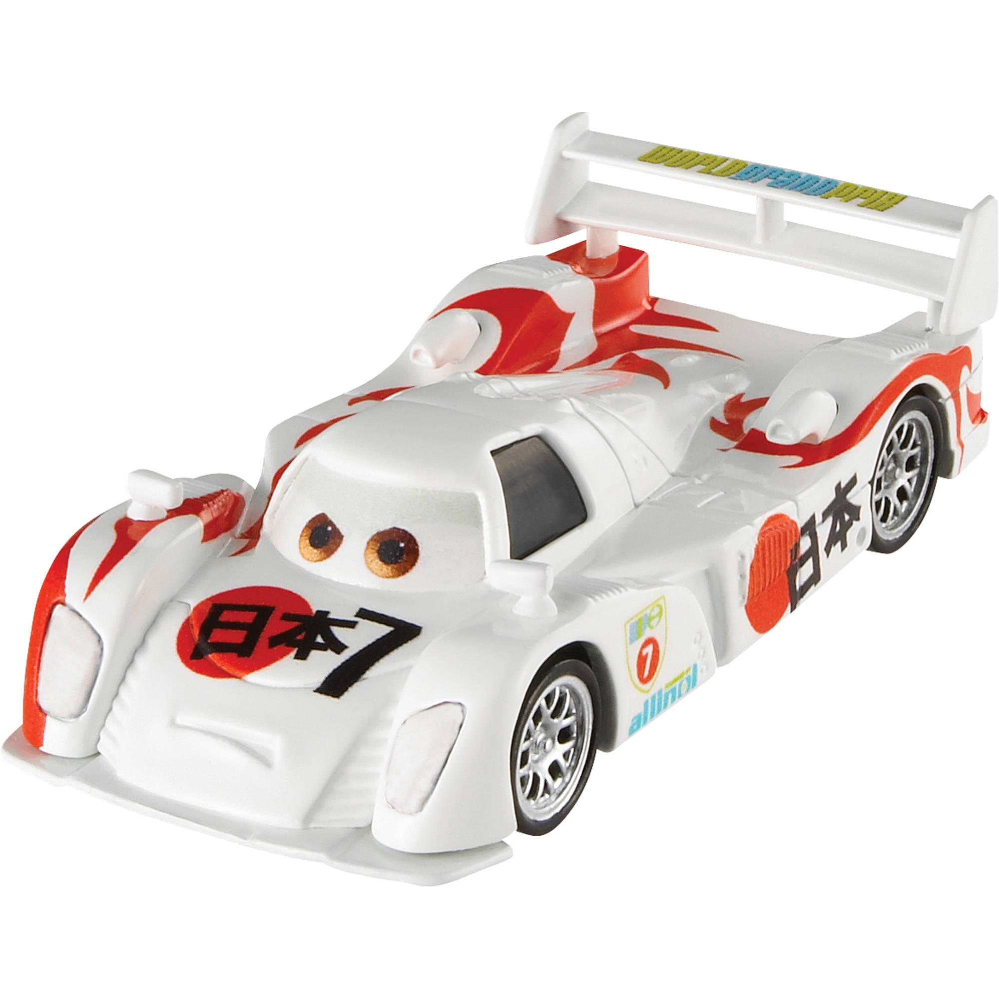 Disney Cars Die-Cast Shu Todoroki