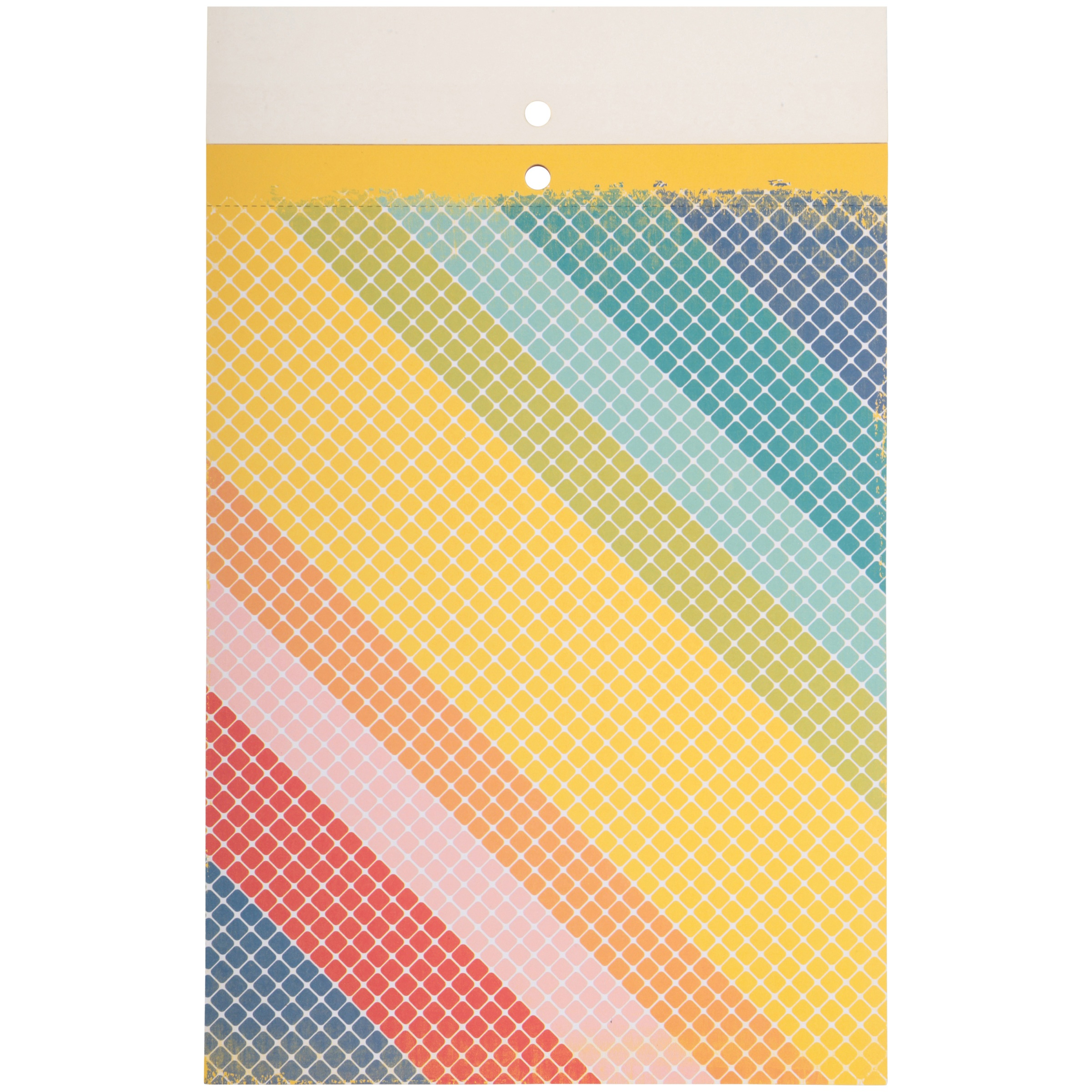Colorbök® Primary Geometric Cardstock 50 Sheet Pack