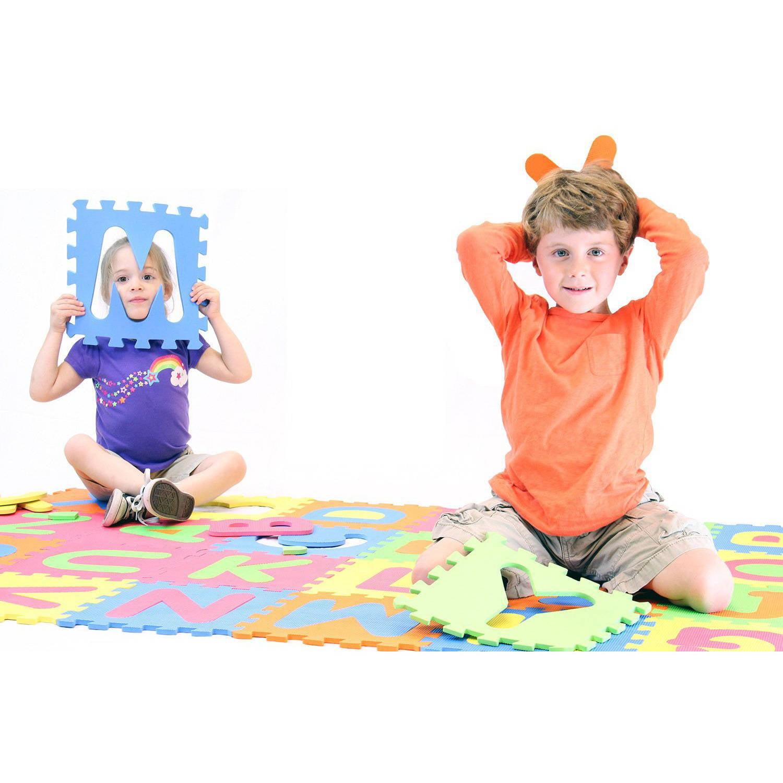 MOTA Foam Alphabet Jigsaw Puzzle Floor Mat