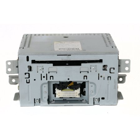 2006-08 Mitsubishi Eclipse AM FM Radio Compact Disc Player Part Number 8701A045 - Refurbished ()