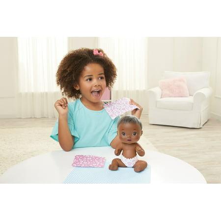 Little Mommy Wonder Nursery Newborn Doll with Accessories