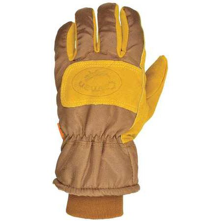 Caiman 1352-6 Heatrac(r) Cold Protection Gloves, Cowhide