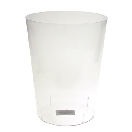 Clear Plastic Cylinder Favor Container, 8-Inch x 6-Inch (Plastic Cylinder Containers)