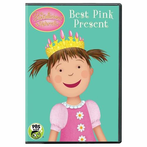 Pinkalicious & Peterrific: Best Pink Present (DVD)