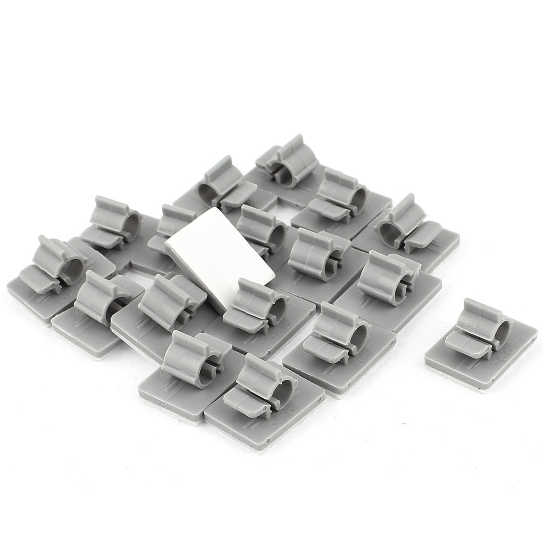 Self Adhesive Zip Tie Mounts Cable Clip Clamp Wire Holder