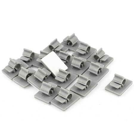 Self Adhesive Zip Tie Mounts Cable Clip Clamp Wire Holder - Zip Holder