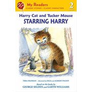 Harry Cat and Tucker Mouse: Starring Harry - eBook
