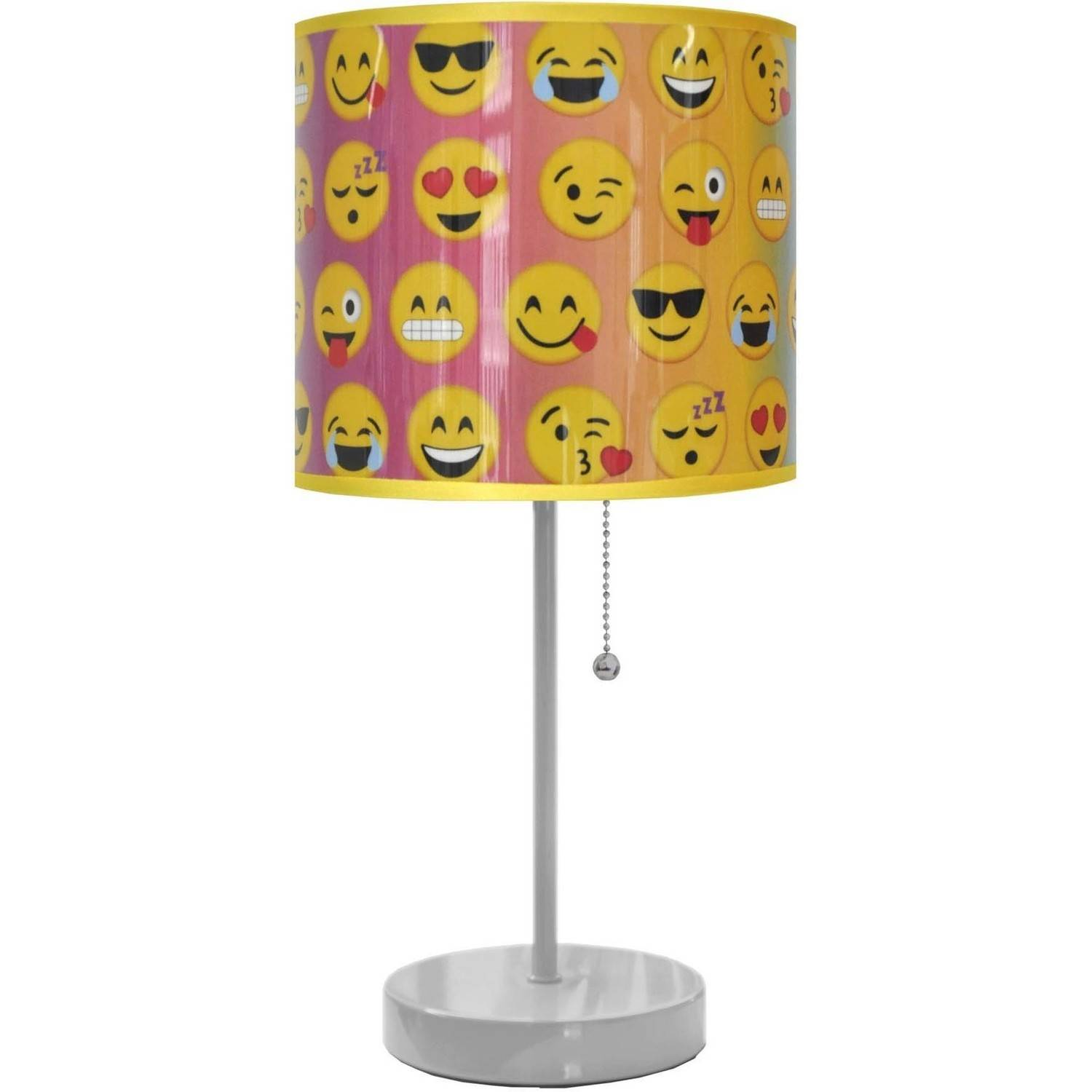 EmojiPals All Over Stick Lamp