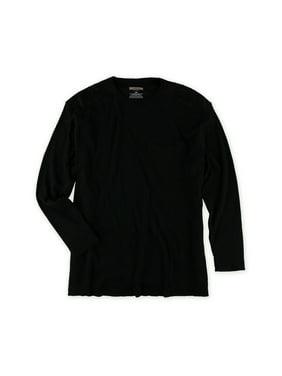 Alfani Mens Ls Solid Thermal Sweater