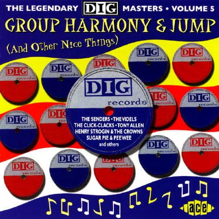 Group Harmony And Jump