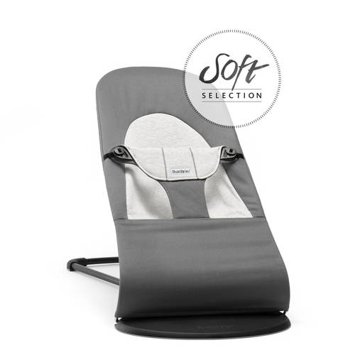 BabyBjorn Bouncer Balance Soft (Choose Your Color) by BabyBj%C3%B6rn