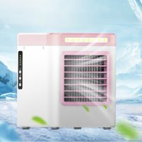[Freedomgo] New Charging S9 Mini Portable Air Conditioning Fan Home Refrigerator Cooler US