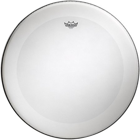 Remo Powerstroke 4 Coated Batter Bass Drum Head with Impact Patch 23 - Powerstroke 4 Coated Bass